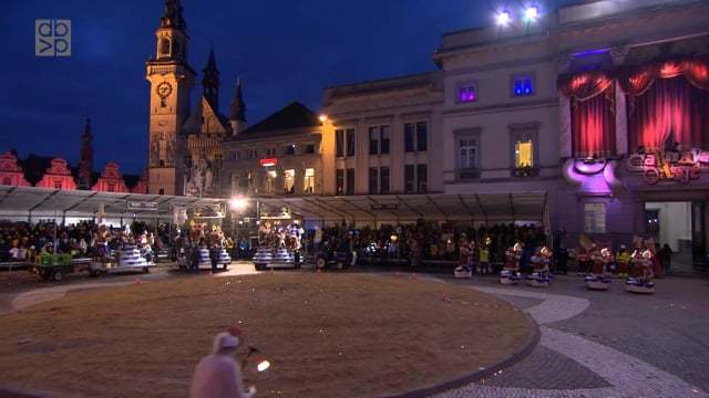 What we did broadcast aalst carnaval