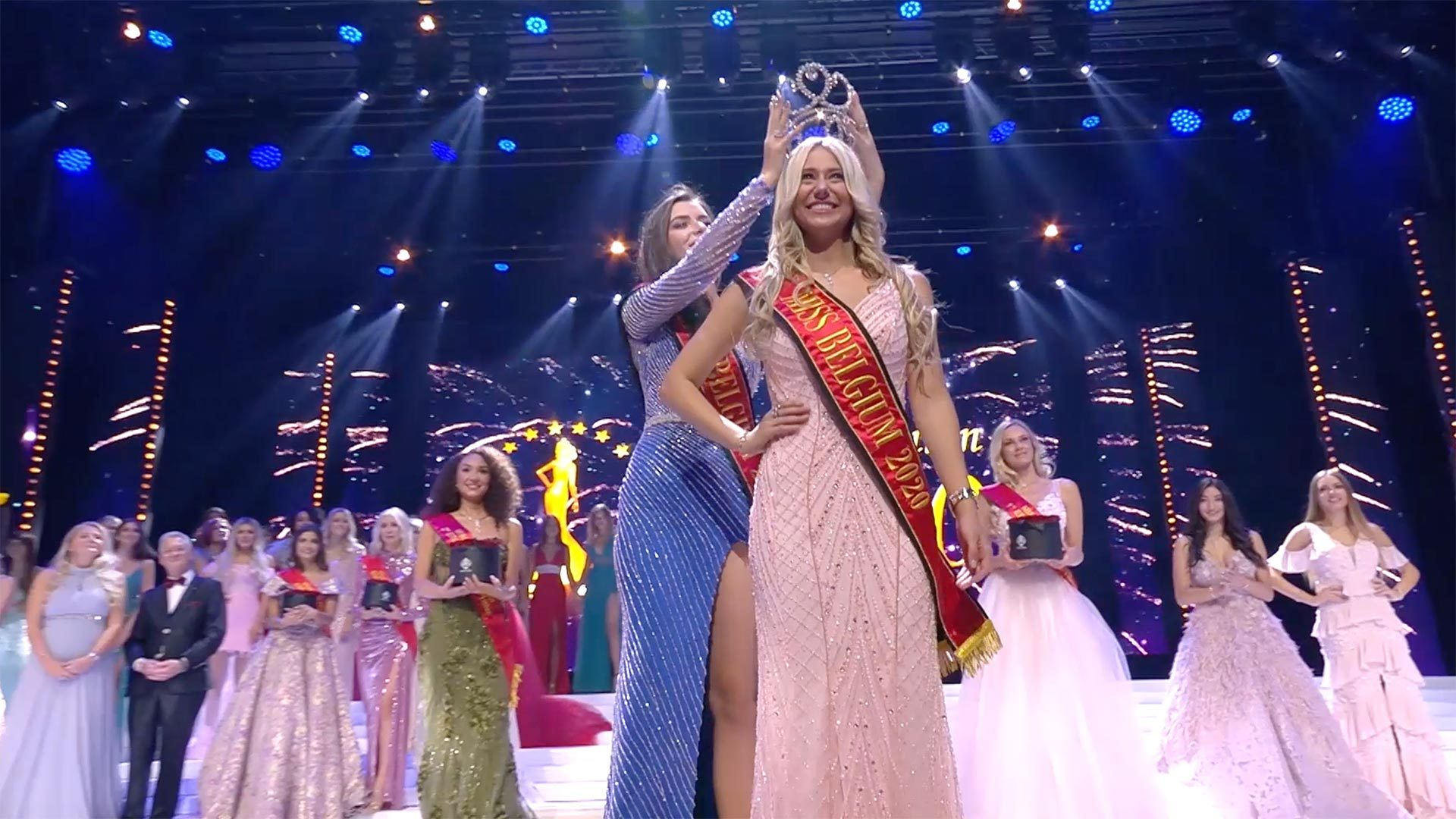 What we did broadcast miss belgium