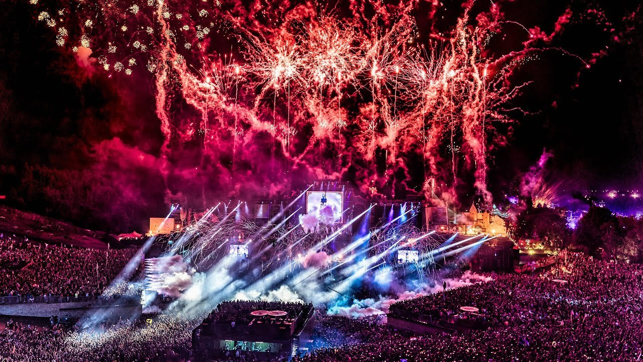 What we did festival captatie streaming tomorrowland belgium 2019