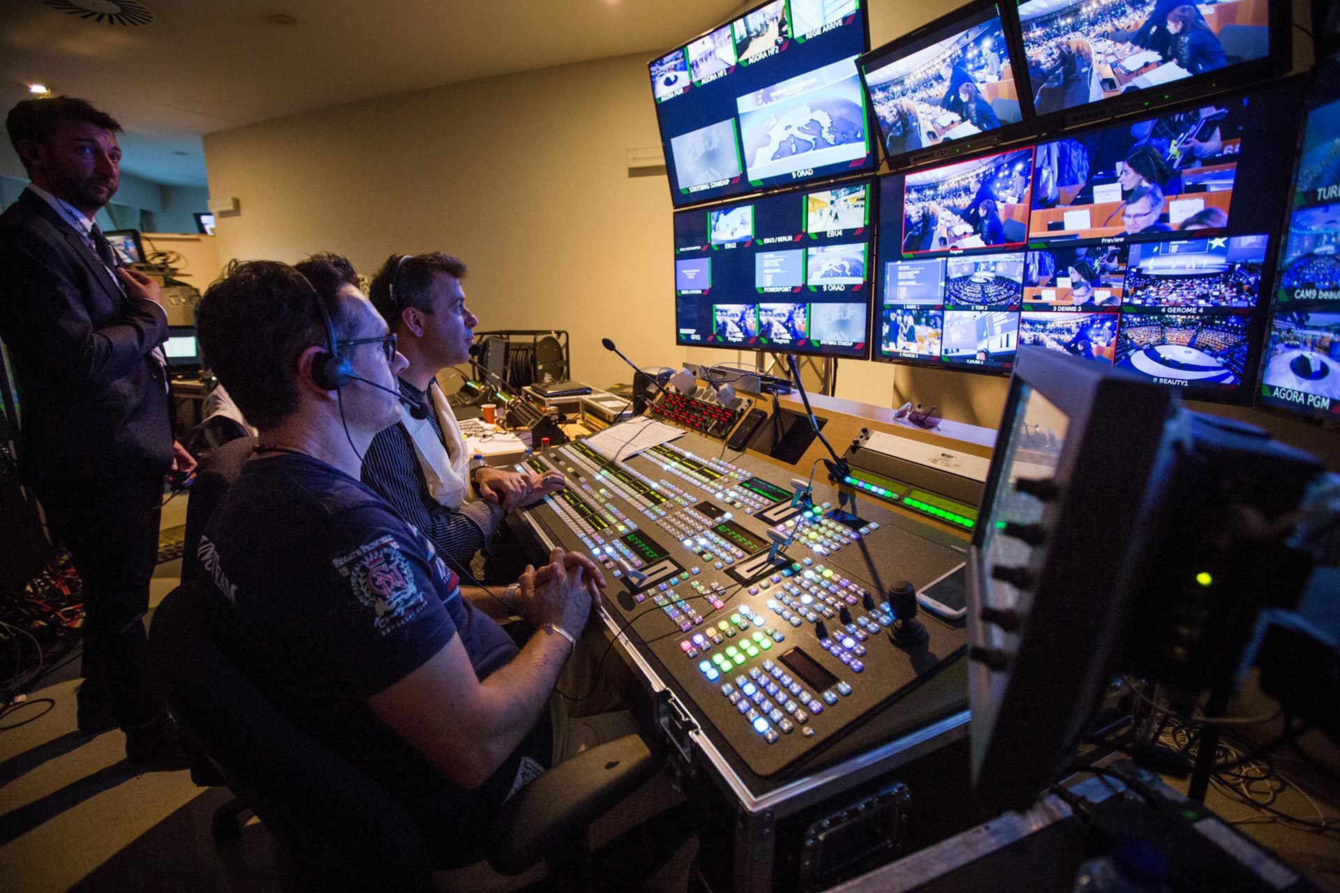 What we do broadcast solutions mobiele regie