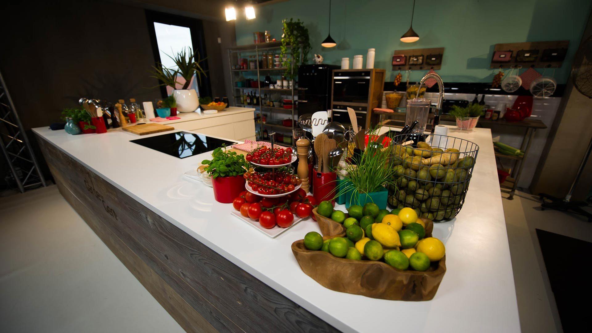 DB Video television loft kitchen studio