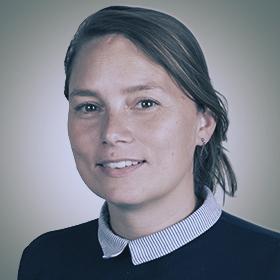 DB Video team member Natacha Leynen Sales manager